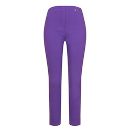 Robell Rose 09 Trousers in Purple