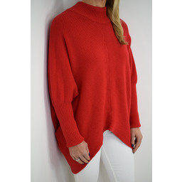 Lucy Cobb Jody Jumper - Red