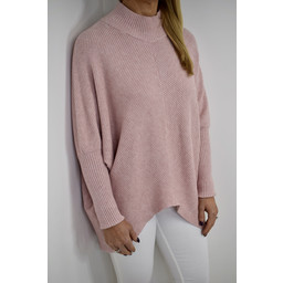 Lucy Cobb Jody Jumper in Blush Pink