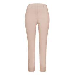 Robell Trousers Rose 09 Trousers in Beige