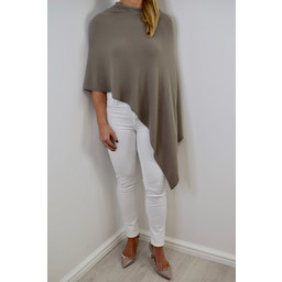 Deck  Raven Poncho - Taupe