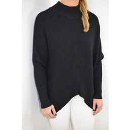 Lucy Cobb Jody Jumper in Black