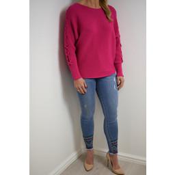 Lucy Cobb Charlotte Jeans - Denim