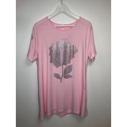 Malissa J Rose Swing Top - Pink