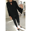 Paige Blouse - Black