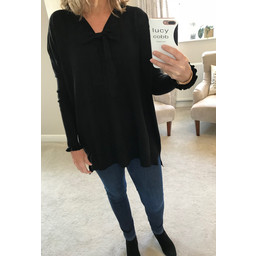 Lucy Cobb Abby Jumper - Black
